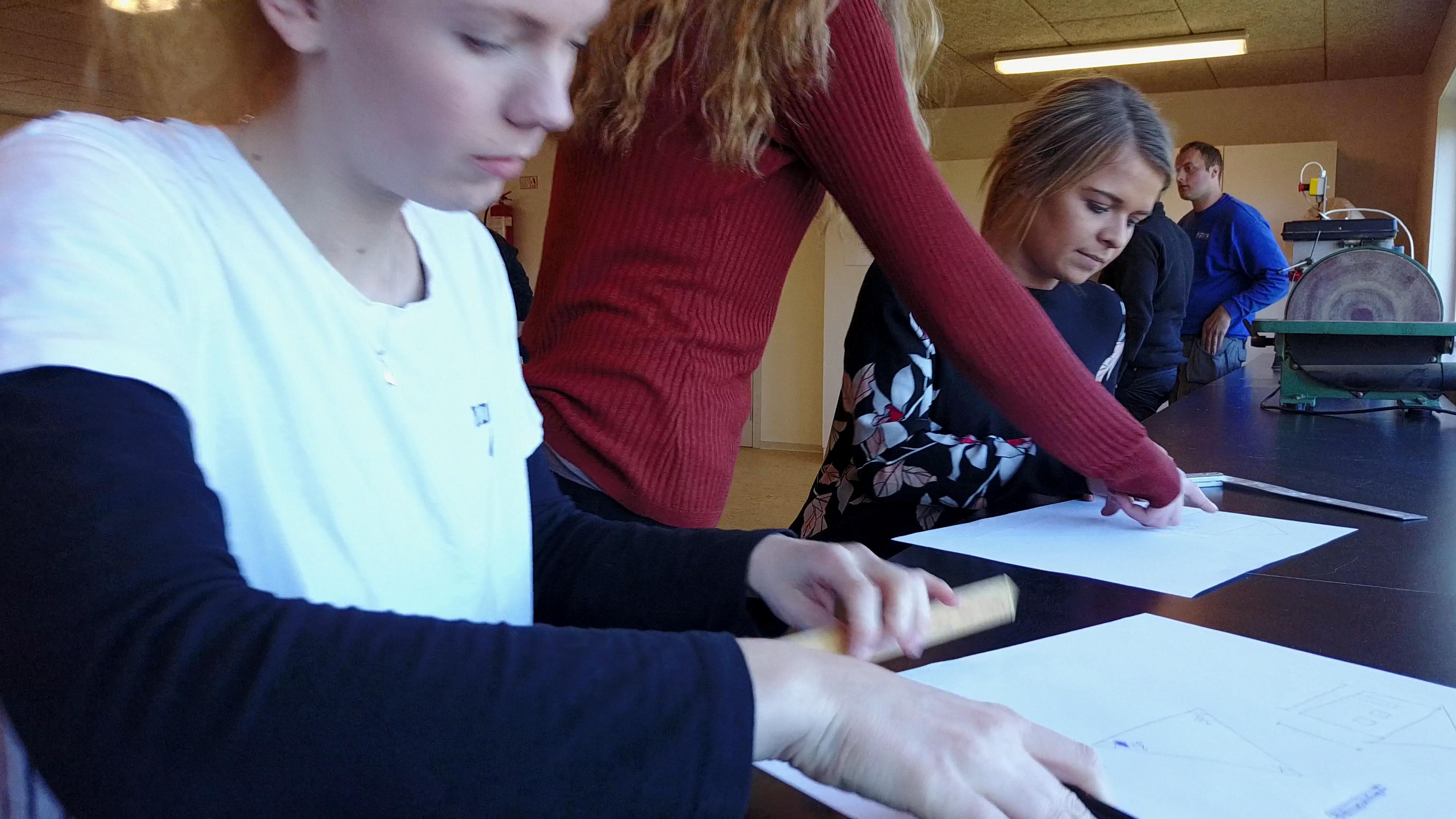 Dansk og matematik på 9. klasses niveau i Nordjylland